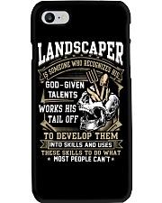 landscaper Phone Case thumbnail