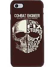 Combat Engineer Exclusive Shirts Phone Case thumbnail