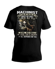 Machinist V-Neck T-Shirt thumbnail
