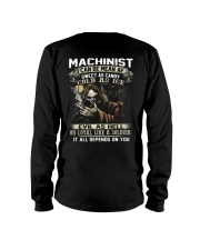 Machinist Long Sleeve Tee thumbnail