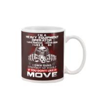 Heavy Equipment Operator Exclusive Shirt Mug thumbnail
