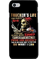 Truck Driver Phone Case tile