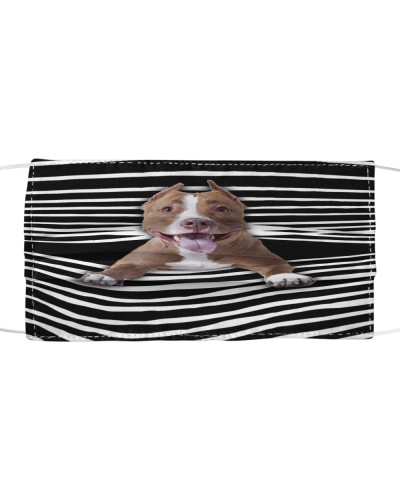 Pitbull Face Mask Limited Edition