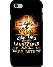 Landscaper Landscaping Landscape Job Shirt Phone Case tile