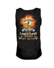 Landscaper Landscaping Landscape Job Shirt Unisex Tank tile