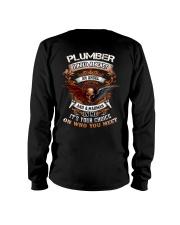 Plumber Long Sleeve Tee thumbnail