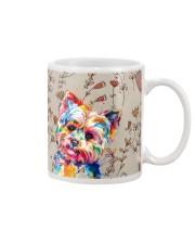 Yorkshire Terrier All Over Shirt Mug thumbnail