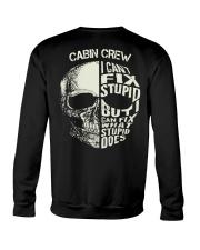Cabin Crew Exclusive Shirt Crewneck Sweatshirt thumbnail
