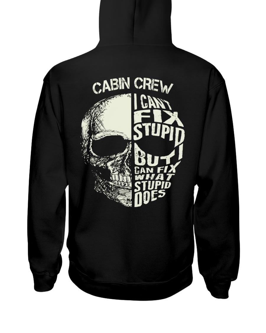 Cabin Crew Exclusive Shirt Hooded Sweatshirt
