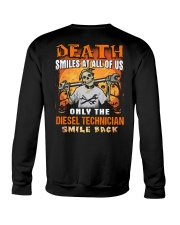 Diesel Technician Crewneck Sweatshirt thumbnail