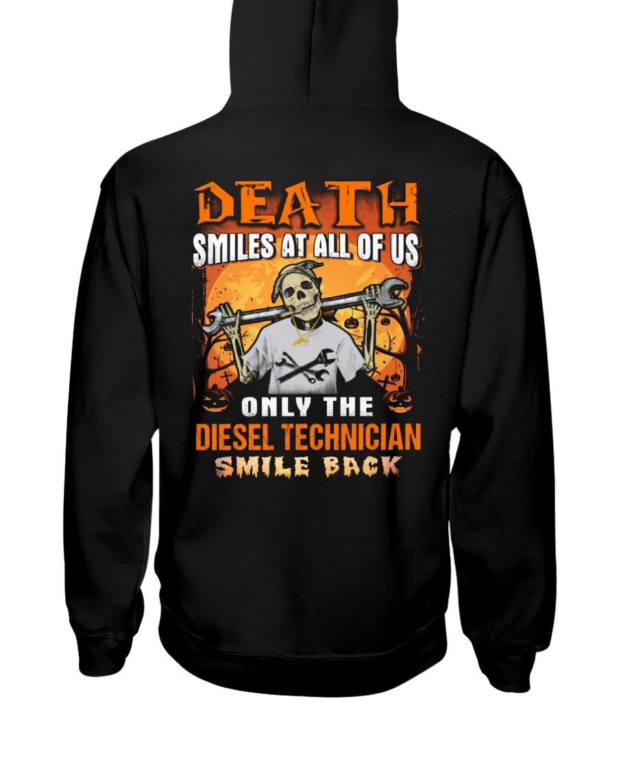 Diesel Technician Hooded Sweatshirt