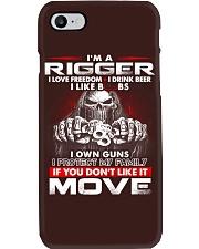 Rigger Exclusive Shirt Phone Case thumbnail