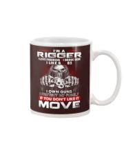 Rigger Exclusive Shirt Mug thumbnail