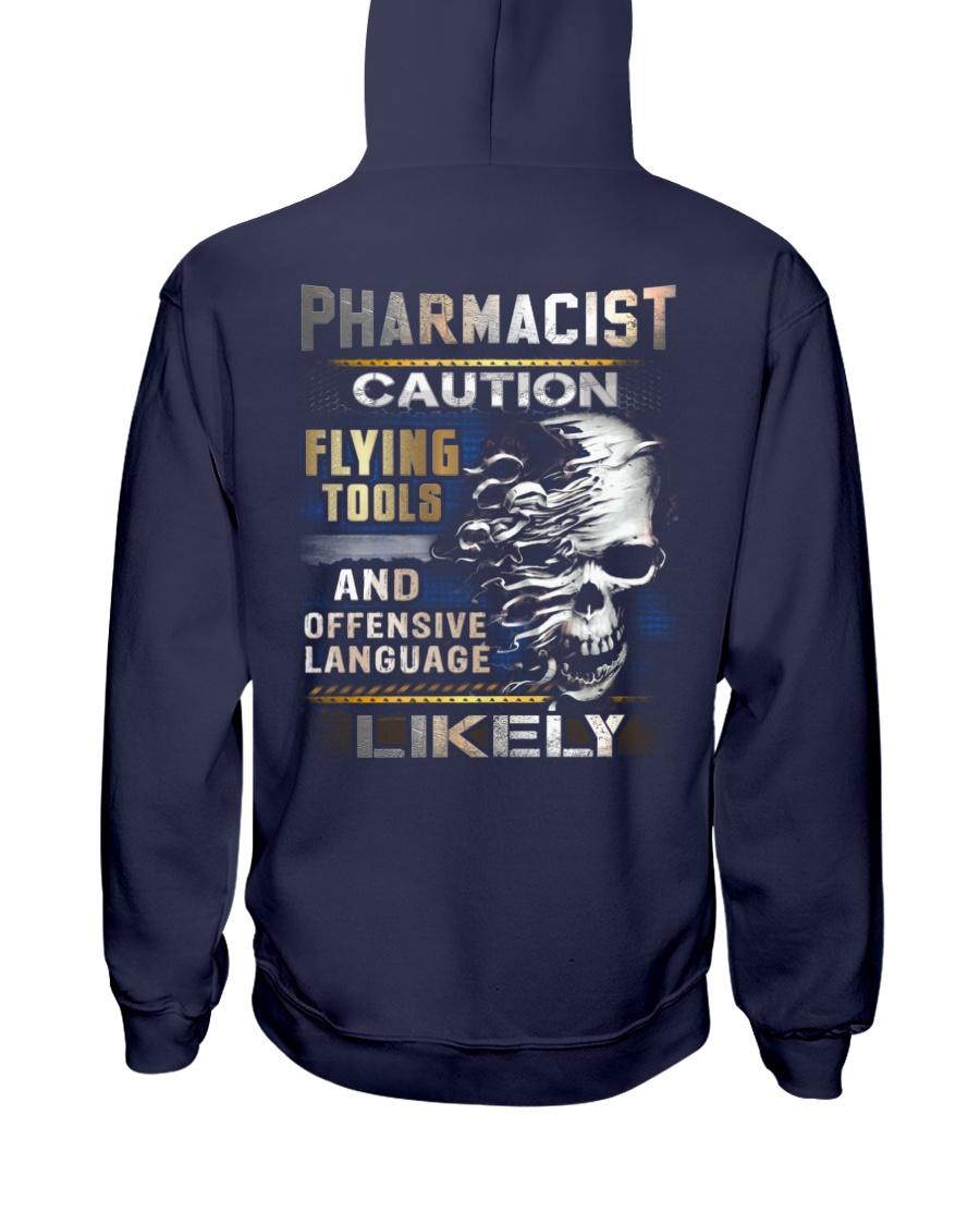 Pharmacist Hooded Sweatshirt