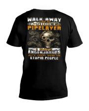 Pipelayer V-Neck T-Shirt thumbnail