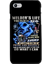 Welder Life Phone Case tile