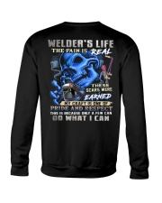 Welder Life Crewneck Sweatshirt tile