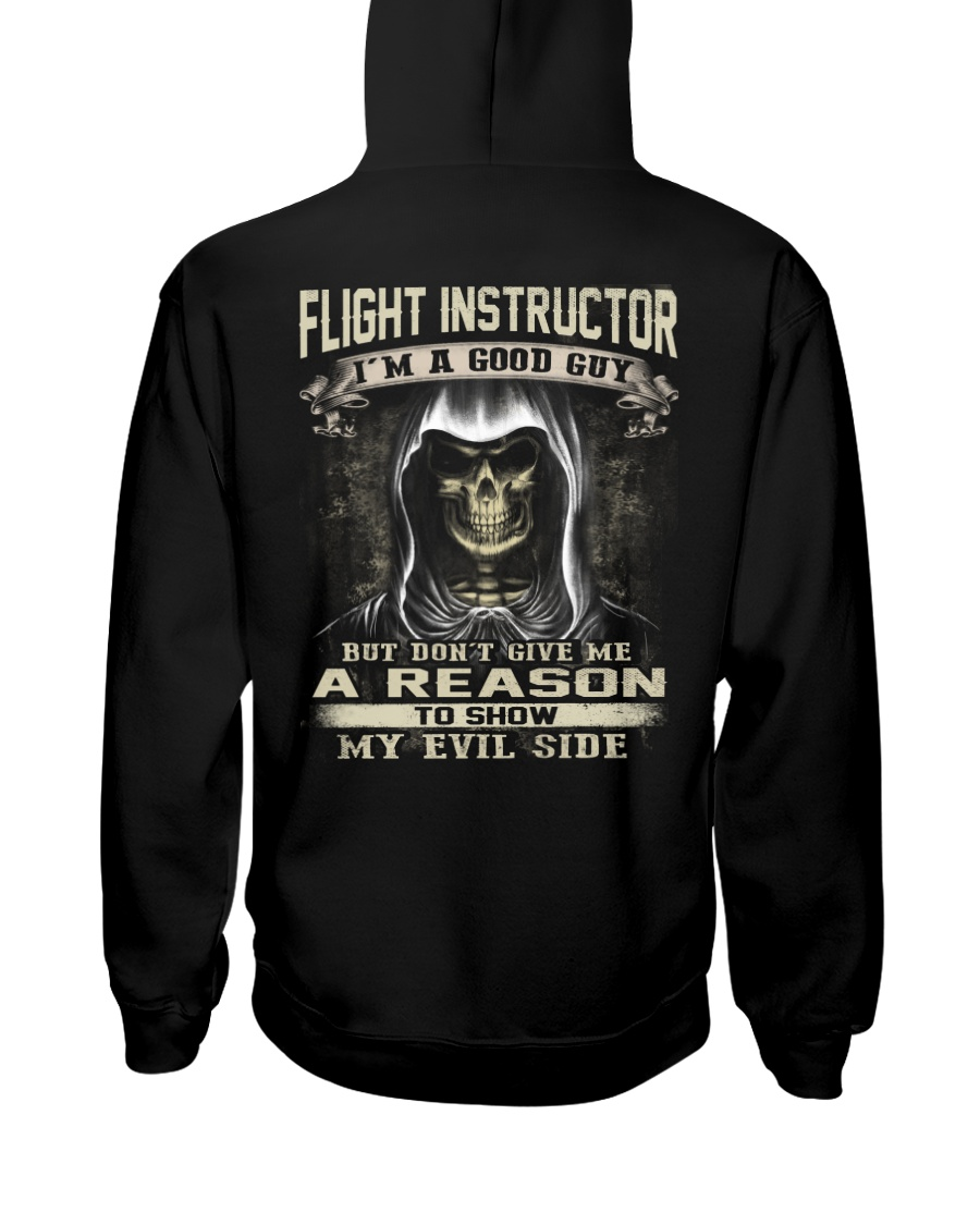 Flight Instructor Hooded Sweatshirt