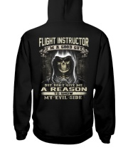 Flight Instructor Hooded Sweatshirt thumbnail