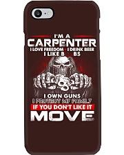 Carpenter Exclusive Shirt Phone Case tile