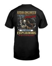 Audio Engineer Classic T-Shirt thumbnail