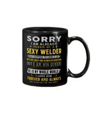 Welder Mug thumbnail