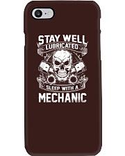Mechanic Shirts - Limited Edition Phone Case thumbnail