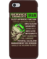 Service Engineer Phone Case thumbnail