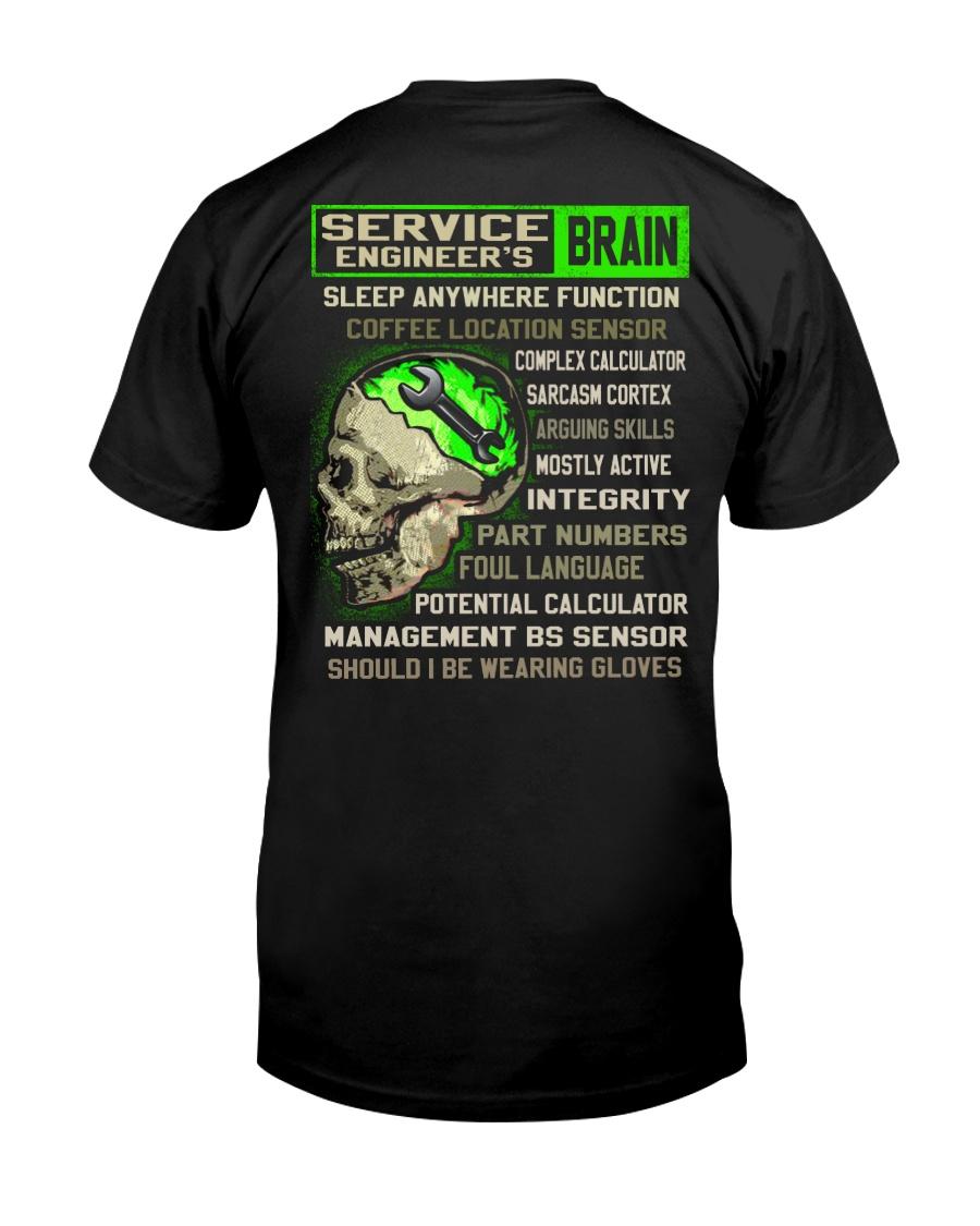 Service Engineer Classic T-Shirt