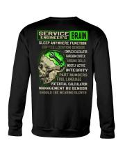 Service Engineer Crewneck Sweatshirt thumbnail
