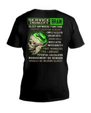 Service Engineer V-Neck T-Shirt thumbnail