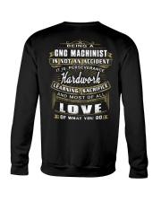 CNC Machinist Exclusive Shirt Crewneck Sweatshirt thumbnail