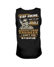 Manufacturing Engineer Unisex Tank thumbnail