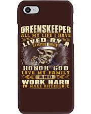 Greenskeeper Phone Case thumbnail