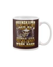 Greenskeeper Mug thumbnail