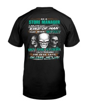 Store Manager Premium Fit Mens Tee thumbnail