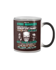 Store Manager Color Changing Mug thumbnail