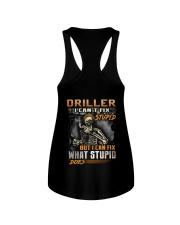 Driller Ladies Flowy Tank thumbnail