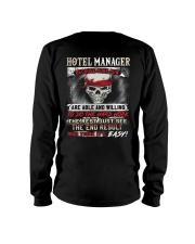 Hotel Manager Long Sleeve Tee thumbnail