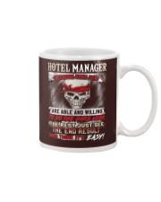 Hotel Manager Mug thumbnail