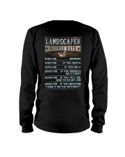 Landscaper Long Sleeve Tee thumbnail
