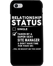 Site Manager Phone Case thumbnail