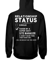 Site Manager Hooded Sweatshirt thumbnail