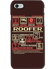Roofer Exclusive Shirt Phone Case thumbnail