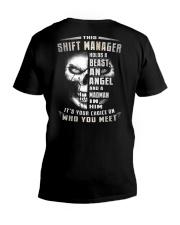 Shift Manager V-Neck T-Shirt thumbnail