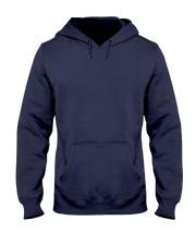 Blue Collar Worker Hooded Sweatshirt front