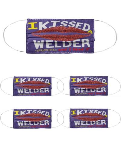 I Kissed a Welder Face Mask Limited Edition