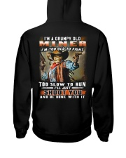Miner Hooded Sweatshirt back