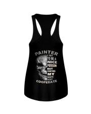 Painter Ladies Flowy Tank thumbnail