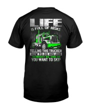 Truck Driver Classic T-Shirt thumbnail